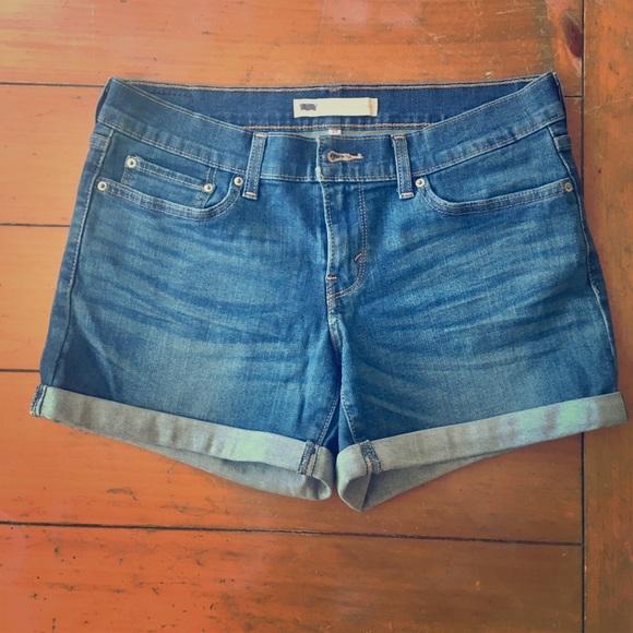 Levi's Pants - Levi Women's Shorts